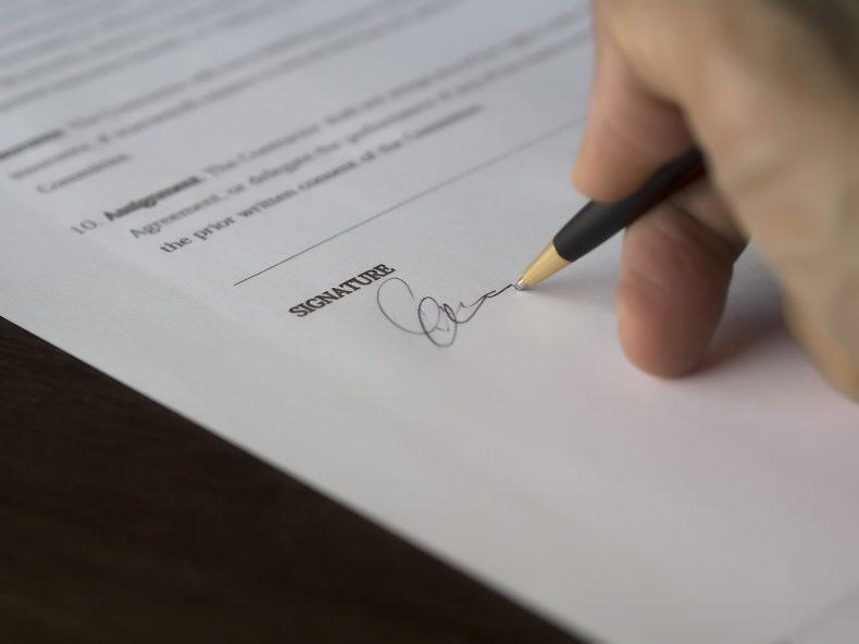 二重整形 契約書 保証